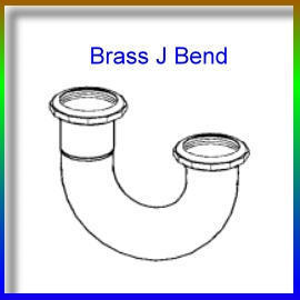 Brass J Bend (Латунь J Bend)