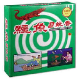 mosquito coil (москитная катушка)