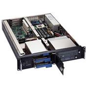 2U server storage solution (Solution de serveur de stockage 2U)