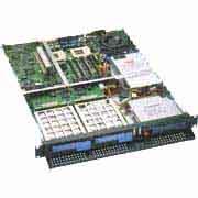 1U chassis, IDE RAID level 1 disk mirroring (Châssis 1U, IDE RAID de niveau 1 en miroir de disque)
