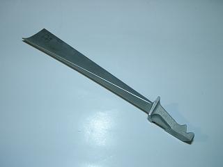 Rotor Blade (Лопатка ротора)