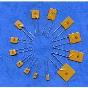 FRU Series-Radial Leaded PTC Resettable Fuse