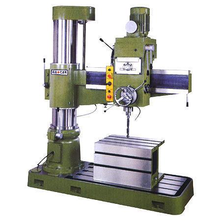 Metal Working Machinery,Radial Drilling Machine (Металлообрабатывающие станки, Радиально сверлильный станок)