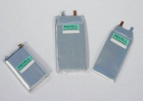 Lithium Polymer Battery-Cellular phone Type (Lithium Polymer Battery-Cellular Phone Type)