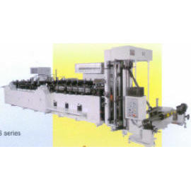 Three Side Sealing Bag Making Machine (Три параллельных Уплотнительная экструдер)