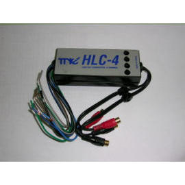 CAR ACCESSORIES, 4 CHANNEL LINE OUT CONVERTER