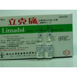 Limadol inj. 50mg/ml (BE) (Limadol inj. 50mg/ml (BE))