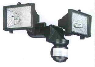 PIR HALOGEN OUTDOOR TWIN LIGHT (ПИР ГАЛОГЕННЫМИ OUTDOOR TWIN LIGHT)