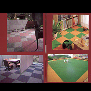 Charming Carpet Tile & Interlocking Carpet (Обаятельная плитка Carpet & Переплетение Carpet)