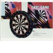 Bristle Dartboard
