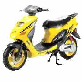 two-stroke scooter (двухтактных скутеров)