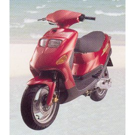 12`` Big-Tire Scooter