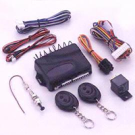 Auto Remote-Controlled Security Alarm System With Built-In Shock Sensor (Авто Дистанционно пилотируемый Охранная сигнализация со встроенным датчиком Shock)