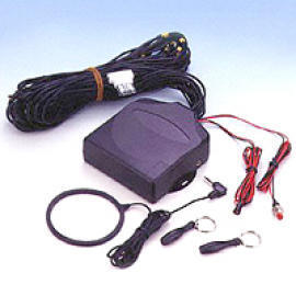 Upgradeable Transponder Auto Immobilizer With RFID System