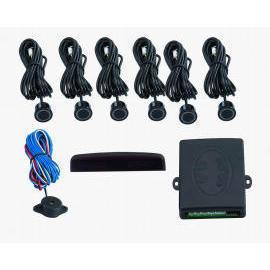 6 Sensor Parking Sensor with LED Digital Display (6 Датчик парковки Датчик с цифровой светодиодный дисплей)