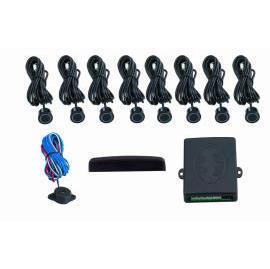 8 Sensor Parking Sensor with LED Digital Display (Датчик парковки 8 датчиков с цифровой светодиодный дисплей)