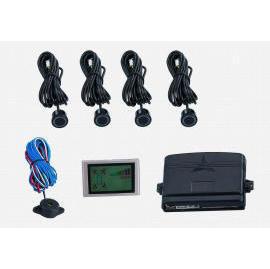 4 Sensor Parking Sensor with Color LCD Digital Display (4 Датчик парковки Датчик с цветной ЖК-цифровой дисплей)