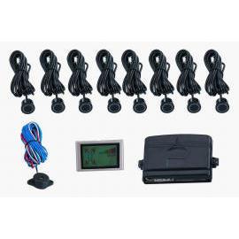 8 Sensor Parking Sensor With Color LCD Digital display (Датчик парковки 8 датчиков с цветным ЖК-дисплеем Digital)