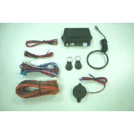 Voice-chip Transponder Auto Immobilizer With RFID System