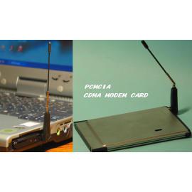 PCMCIA CDMA MODEM CARD