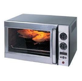 Stainless Steel Convection & Rotisserie Oven