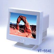 CRT monitor, color monitor, monitor