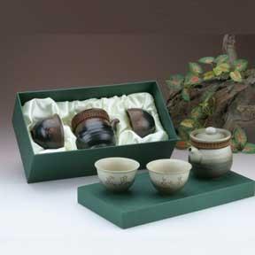 Easy-Brewing Tea Set Series (Easy-Set заваривание чая серия)
