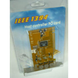IEEE 1394 HOST CONTROLLER PCI CARD