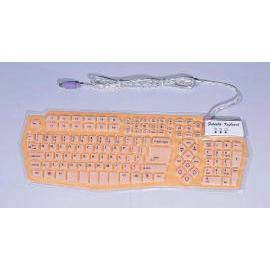 FOLDABLE KEYBOARD (Складывающаяся клавиатура)