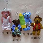KEYCHAIN/TEDDY BEAR (KeyChain / TEDDY BEAR)