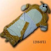 PLUSH SLEEPING BAG (PLUSH Спальный мешок)