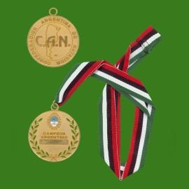Medals (Medaillen)
