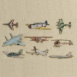 Pins (Air planes) (Pins (Flugzeuge))