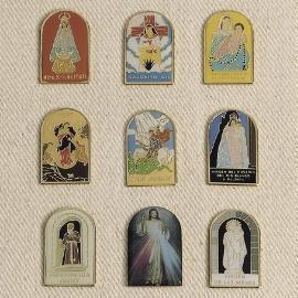 Pins (Religious) (Pins (Religiös))