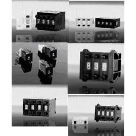 Dual PushButton Code Switch (Dual PushButton кодекс Switch)