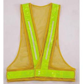 EL & reflective safety vest (EL & отражающий жилет)