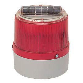 Solar Powered LED Warning Light (Солнечные приведенные в действие светодиодный Warning Light)