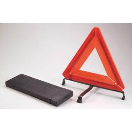 Folding reflective triangle (Складной аварийный треугольник)