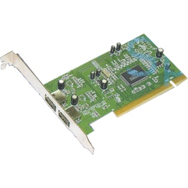 2 Ports USB 2.0 PCI Card (2 Порты USB 2.0 PCI Card)