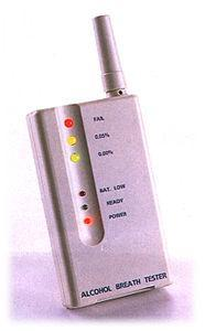 Alcohol Tester, Alcohol Breath Tester