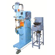 Automatic Feeding Nut Welder