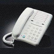2-line feature telephone