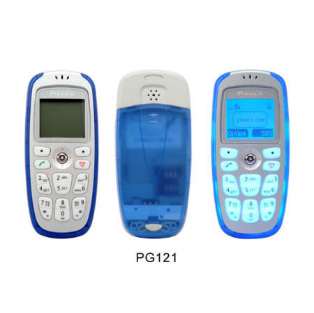 1.4 Inch FSTN, Dual-Band GSM Phone with 16 Polyphonic Ringtones (1,4 дюймов FSTN, Dual-Band GSM телефон с 16 полифония)
