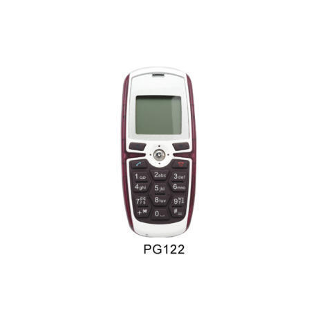 PG-122 Tri-Band GSM Phone Supports WAP 1.2.1 Browser