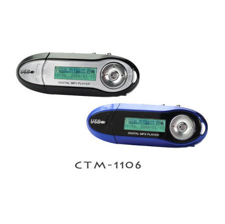 CTM-1106 Flash MP3 Players with Nand-Flash of Samsung (CTM 106 Flash MP3-плееры с Nand-Flash от Samsung)