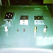 Hydraulic Servo-Valves and Relief Valves Components (Серво-гидравлические клапаны и клапаны помощи компонентов)