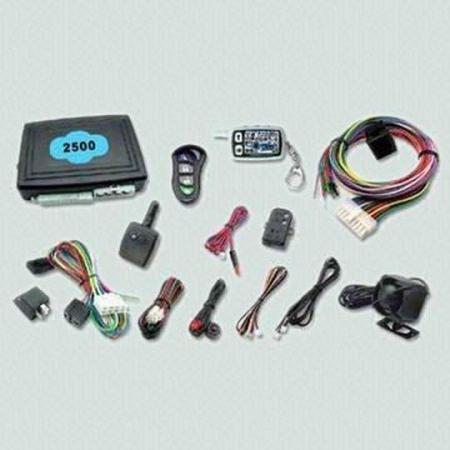 Remote Starter 2-Way Car Alarm System