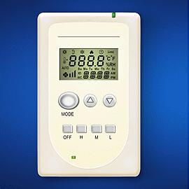 Network Digital Thermostats, HVAC & R (Сеть цифровых Термостаты, HVAC & R)