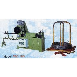 wire drawing machine (Машина волочения проволоки)