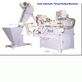 Thread Rolling Machines; (Резьбонакатные машины;)